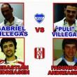 Andreasen vs Villegas en la Elite Metropolitana