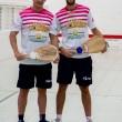 Pecker y Puli Villegas Campeones en un Master de lujo